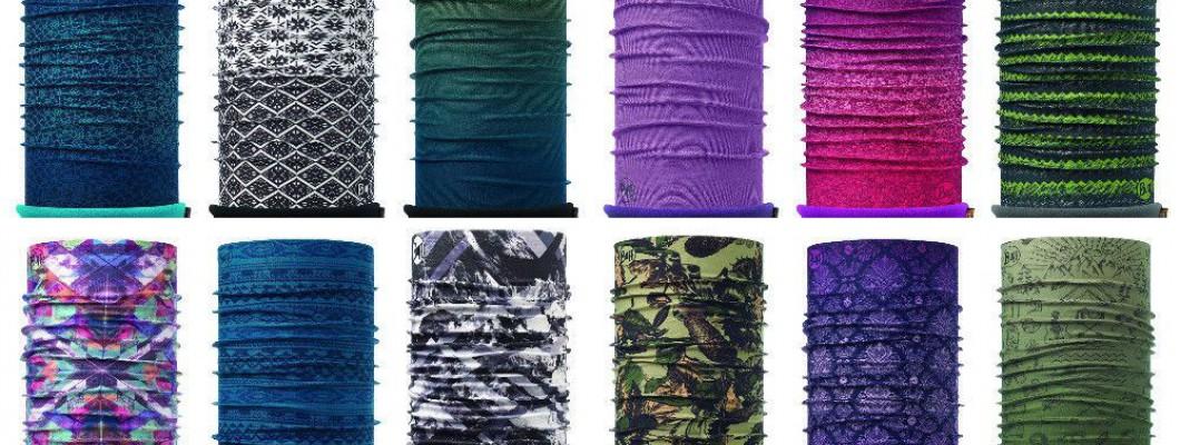 10 начина на носене на бандана шал