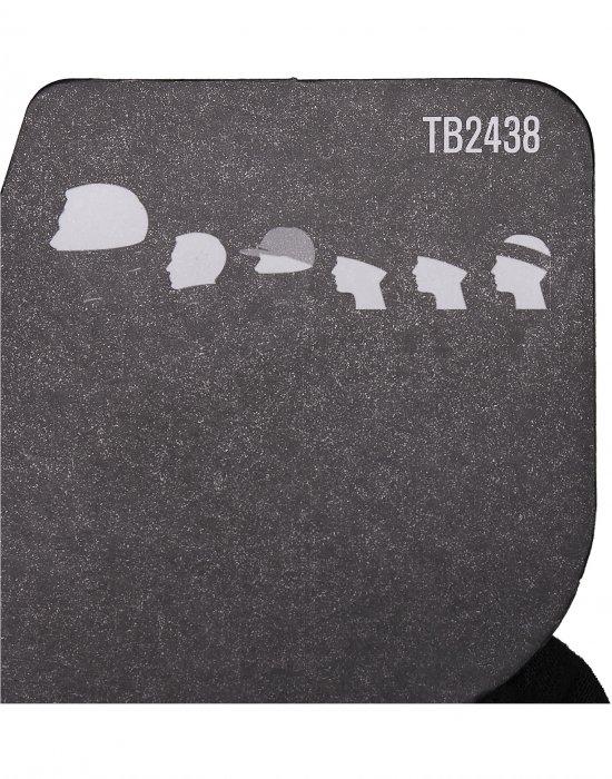 Многофункционален черен шал от Urban Classics, Бандани шал - Bandana.bg
