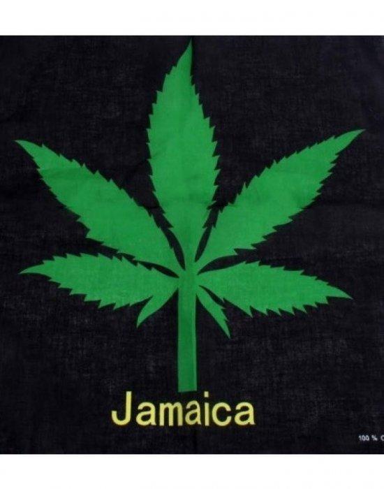 Бандана кърпа за глава Bandana марихуана Jamaica, Бандани кърпи - Bandana.bg